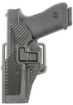 Blackhawk SERPA CQC Holster - Carbon Fiber - Right Hand - Glock 17 / 22 | 410000BKR