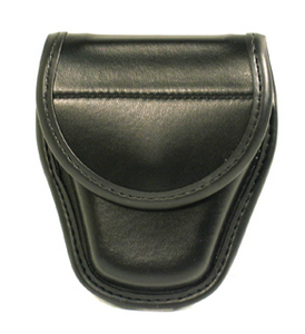 Covered Cuff Case- Plain Black