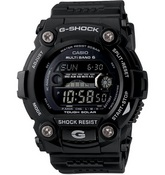 Casio G-Shock Solar Atomic Sport Watch - Black | GW7900B-1