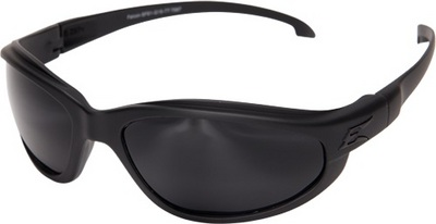 Falcon – Soft- Touch Matte Black Thin Temple Frame/G- 15 Vapor Shield © Lenses