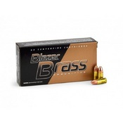 Blazer Brass 9MM Centerfire Full Metal Jacket 115 Grain | BLZ5200