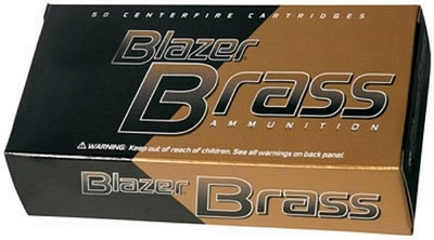 Blazer Brass 380 Acp Full Metal Jacket 95 Grain | Blz5202