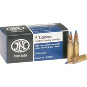 Federal FNH 5.7x28mm 40 Grain Hornady V-Max Ammunition | SS197SR