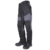 24-7 Series® Men's Xpedition Pants - Charcoal/Black 6.5oz PolyCotton Ripstop | 1436