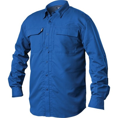 Blackhawk Tac Convertible Shirt - Long Sleeve - Admiral Blue | Ts04ab