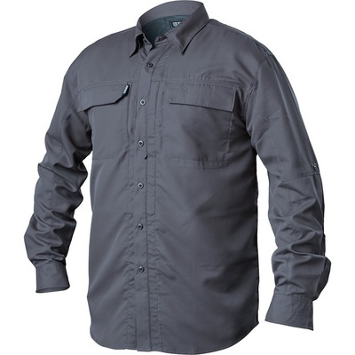 Blackhawk Tac Convertible Shirt - Long Sleeve - Slate | Ts04sl