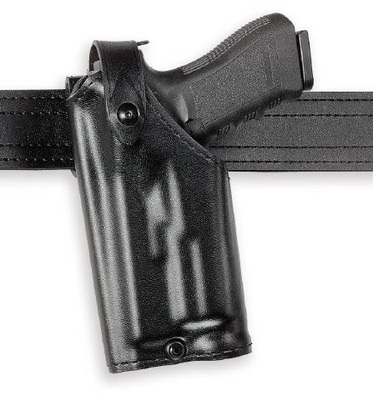 Safariland 6280 Level 2 Light- Bearing Duty Holster - Plain - Lh | 6280- 832- 132